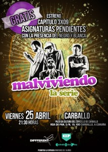 Cartel 3x09 carballo web
